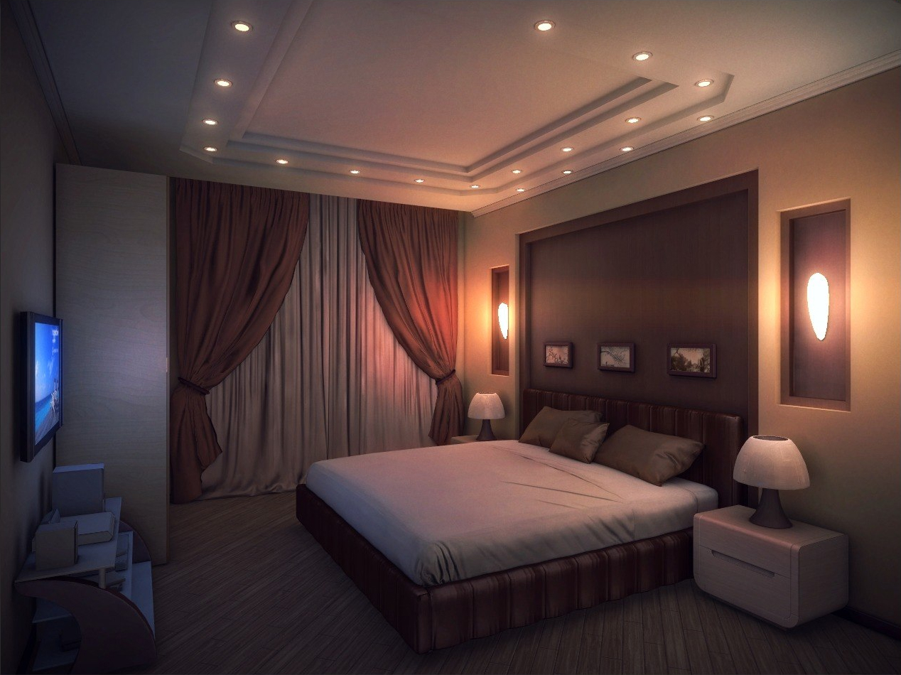 Scene Bedroom Bedroom Vertex Studio
